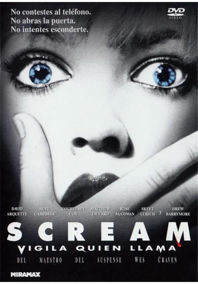 Scream : Vigila Quien Llama