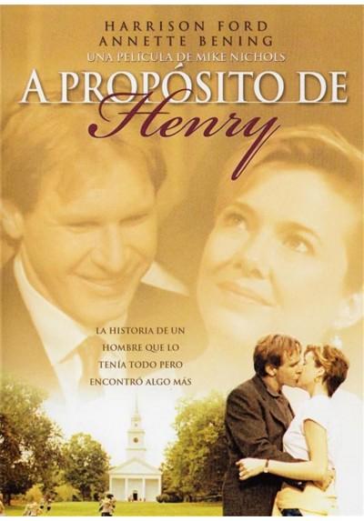A Proposito De Henry (Regarding Henry)