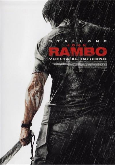 John Rambo (Vuelta Al Infierno)
