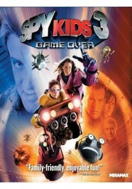 Spy Kids 3 : Game Over