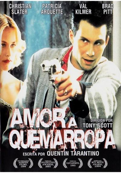 Amor A Quemarropa (True Romance)