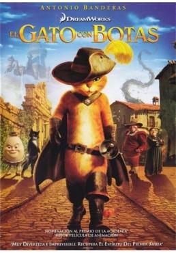 El Gato Con Botas (Puss In Boots)