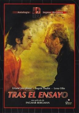 Tras El Ensayo (Efter Repetitionen)