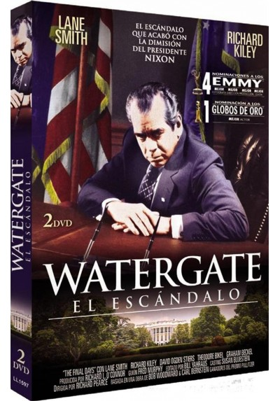 Watergate : El Escandalo (The Final Days)