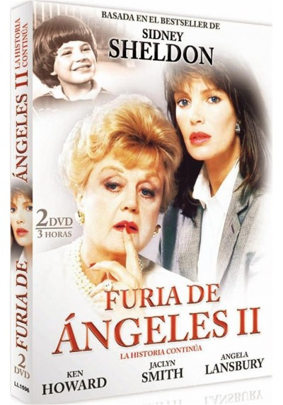 Furia De Angeles II : La Historia Continua (Rage Of Angels: The Story Continues)