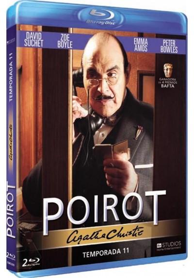 Agatha Christie - Poirot - 11ª Temporada (Blu-Ray)