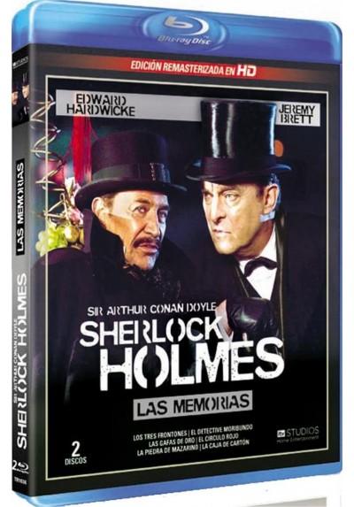 Sherlock Holmes - Las Memorias (Blu-Ray)