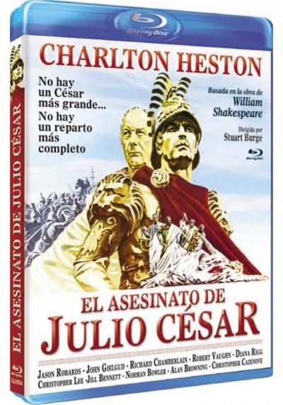 Asesinato De Julio Cesar (Blu-Ray)