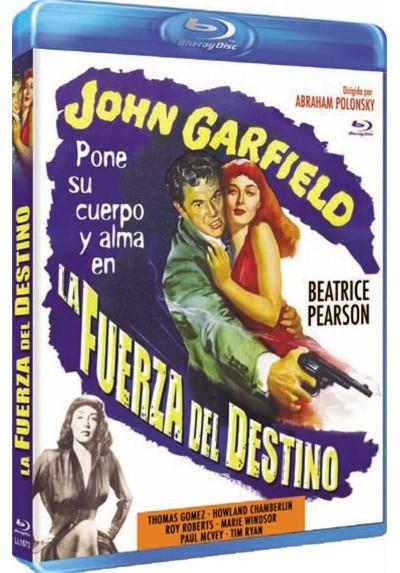 La Fuerza Del Destino (Blu-Ray)