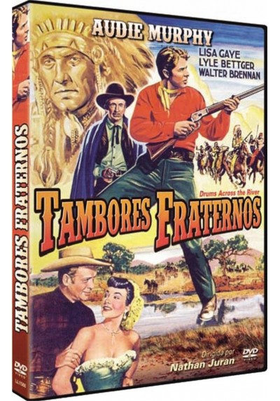 Tambores Fraternos (Drums Across The River)