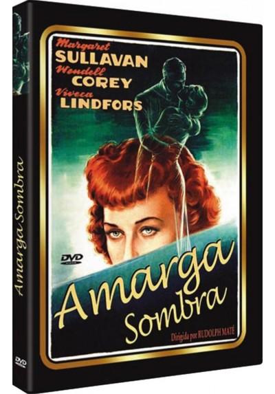 Amarga Sombra (No Sad Songs For Me)