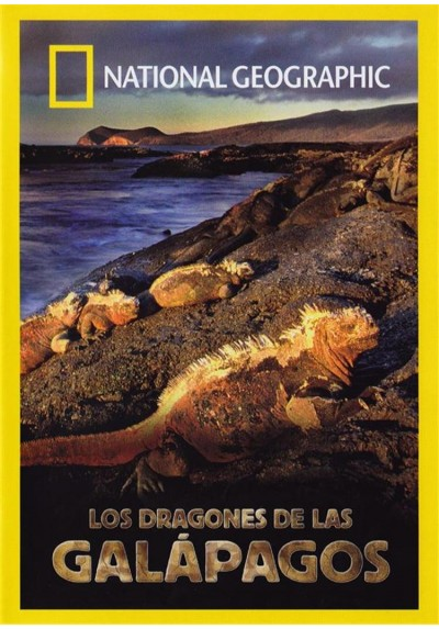 National Geographic : Los Dragones de las Galapagos