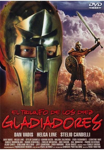 El Triunfo De Los Diez Gladiadores (Il Trionfo Dei Deici Gladiatori)