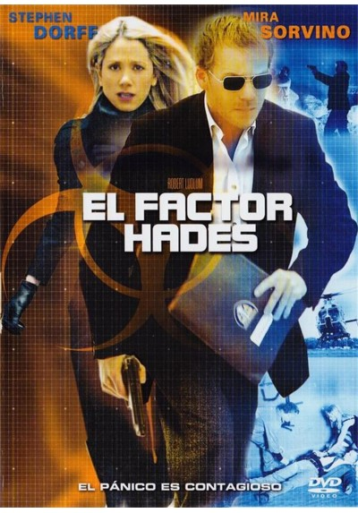 El Factor Hades (Covert One : The Hades Factor)