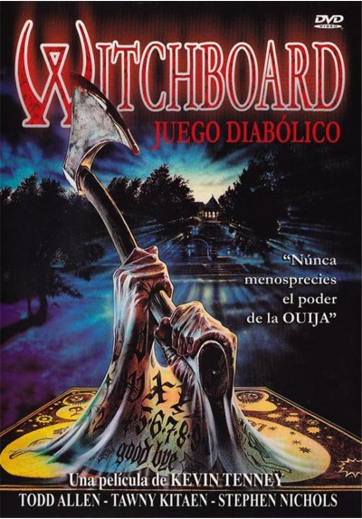 Witchboard : Juego Diabolico