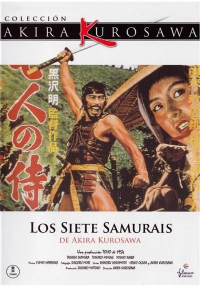 Los Siete Samurais (Shichinin No Samurai)
