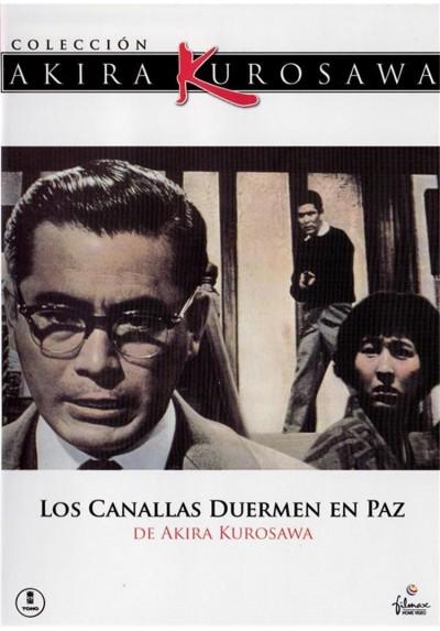 Los Canallas Duermen En Paz (Warui yatsu hodo yoku nemuru (The Bad Sleep Well)