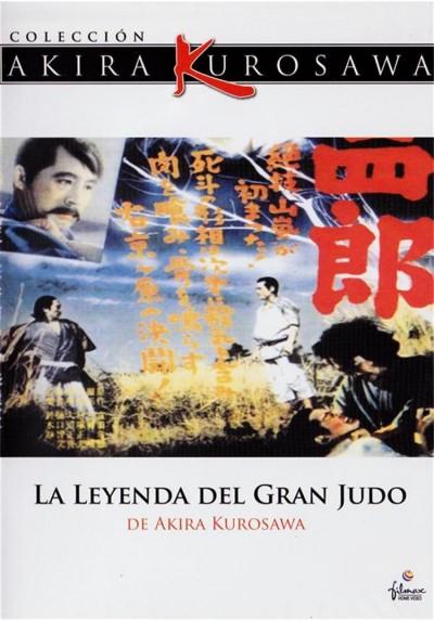 La Leyenda Del Gran Judo (V.O.S) (Sugata Sanshiro)