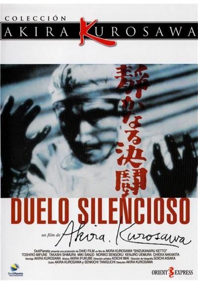 Duelo Silencioso (Shizukanaru Ketto)