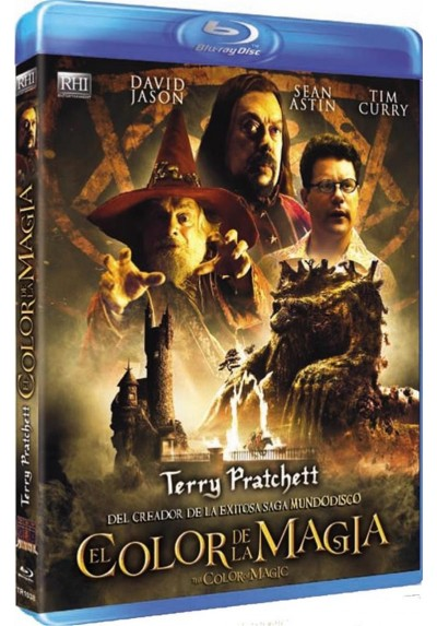 El Color De La Magia (Blu-Ray) (The Color Of Magic)