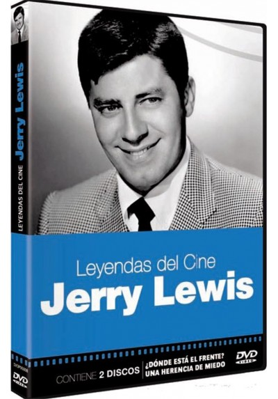Jerry Lewis - Leyendas Del Cine