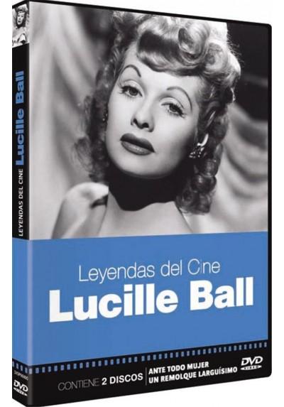 Lucille Ball - Leyendas Del Cine