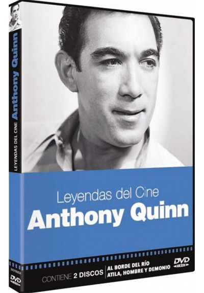 Anthony Quinn - Leyendas Del Cine