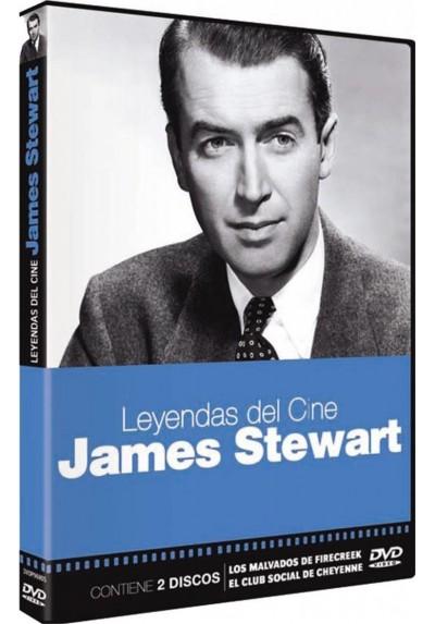 James Stewart - Leyendas Del Cine