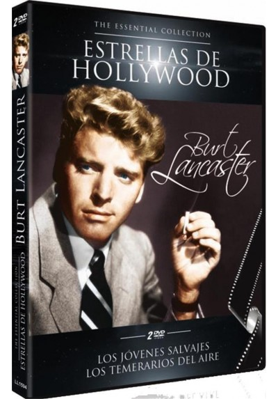 Burt Lancaster - Estrellas De Hollywood