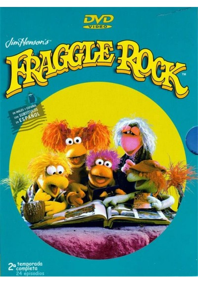 Fraggle Rock - 2ª Temporada Completa