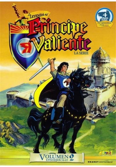 La Leyenda Del Principe Valiente : La Serie - Vol. 2