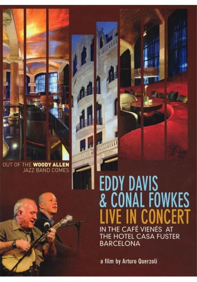 Eddy Davis & Conal Fowkes. Live in Concert