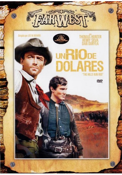 Un Rio De Dolares - Coleccion Far West (Un Fiume Di Dollari)