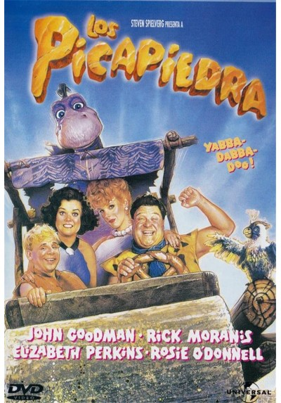Los Picapiedra (The Flintstones)