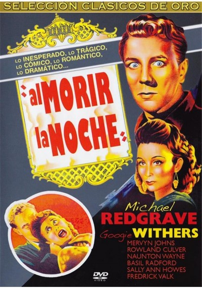 Al Morir La Noche - Clasicos De Oro (Dead Of Night)