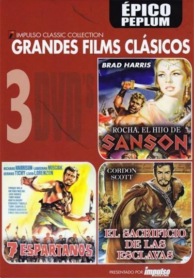 Grandes Films Clasicos Epico- Peplum