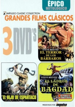 Grandes Films Clasicos Epico- Mitologico