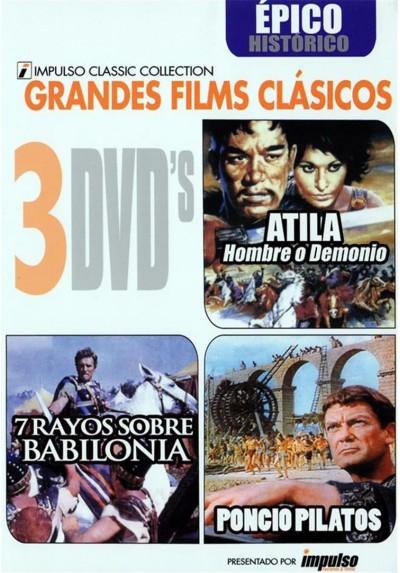 Grandes Films Clasicos Epico - Historico