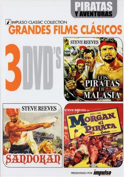 Grandes Films Clasicos Piratas y Aventuras