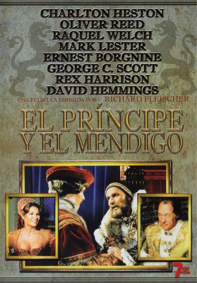 El Principe Y El Mendigo (1977) (Crossed Swords)
