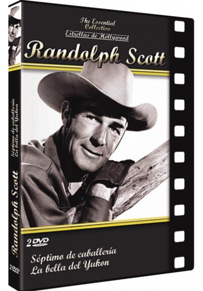 Randolph Scott - Estrellas De Hollywood