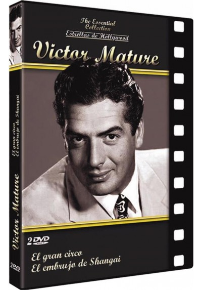 Victor Mature - Estrellas De Hollywood