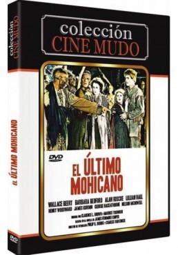 El Ultimo Mohicano - Coleccion Cine Mudo