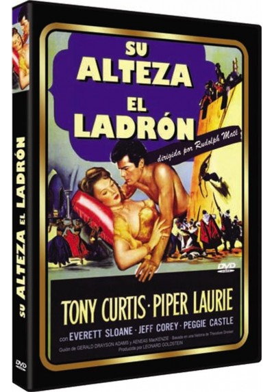 Su Alteza El Ladron (The Prince Who Was A Thief)