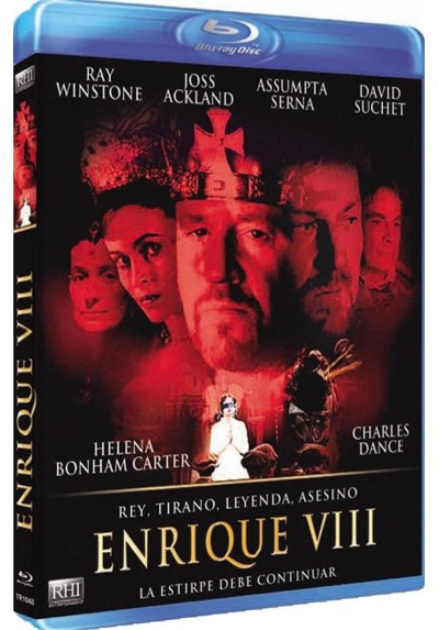 Enrique VIII (Blu-Ray)(Henry VIII)