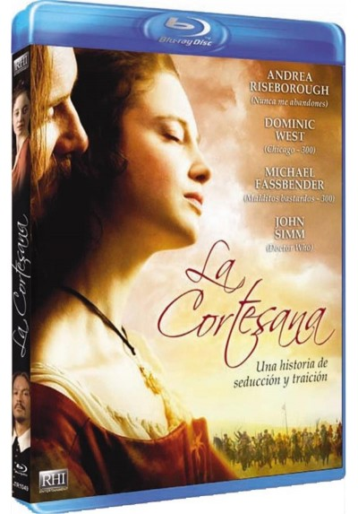 La Cortesana (Blu-Ray) (The Devil´s Mistress)