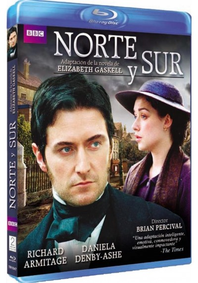 Norte Y Sur (Blu-Ray) (North And South)