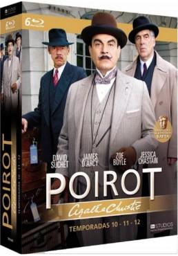 Agatha Christie : Poirot - Temporadas 10, 11 Y 12 (Blu-Ray) (Pack)
