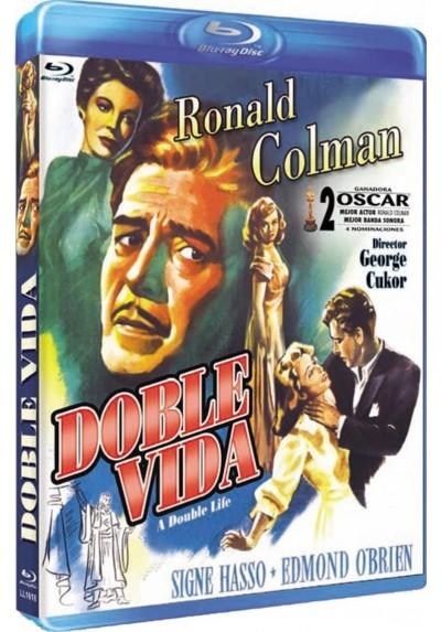 Doble Vida (Blu-Ray) (A Double Life)