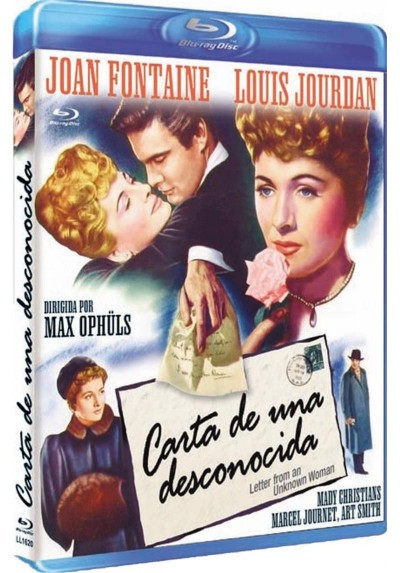 Carta De Una Desconocida (Blu-Ray) (Letter From An Unknow Woman)